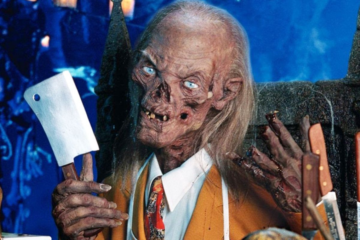 I'm the Cryptkeeper