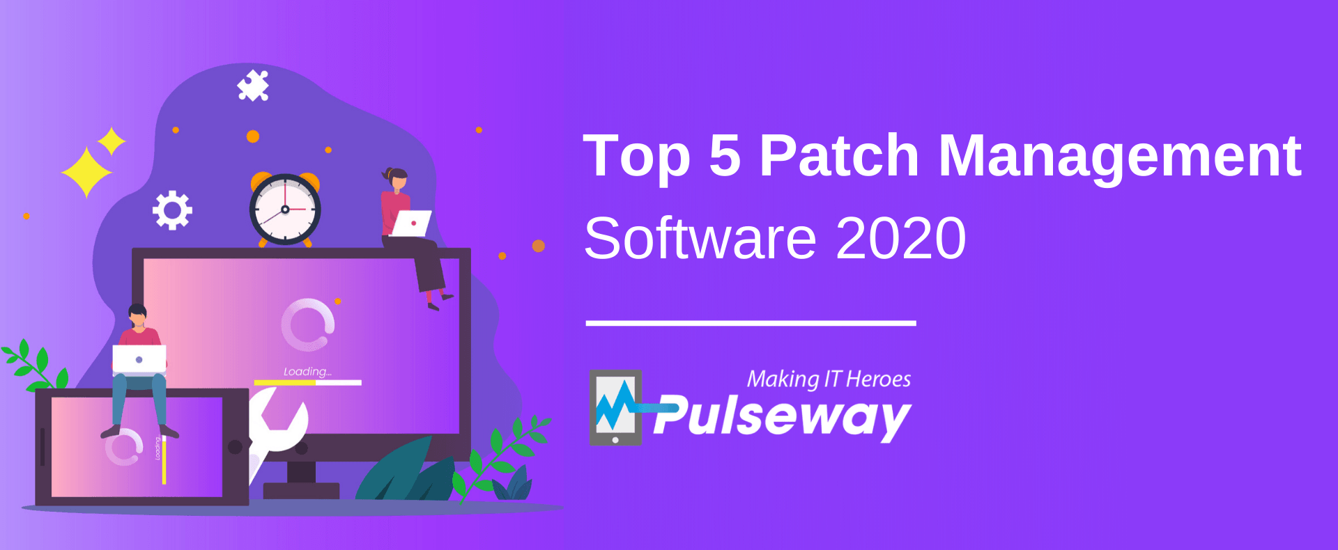 Top 5 Patch Management Software in 2020