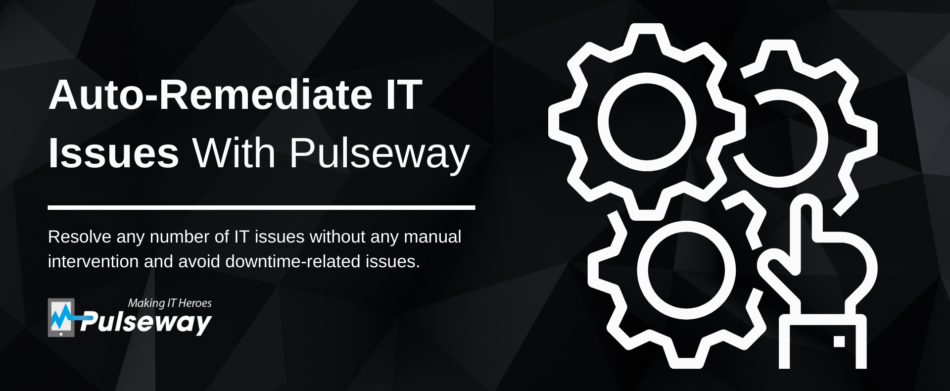 Auto-Remediate IT Issues With Pulseway Automation Workflows