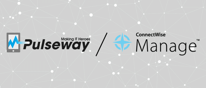 Pulseway announces integrations with Connectwise Manage