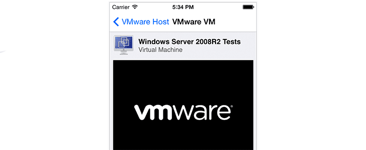 Pulseway VMware Server Module Updates