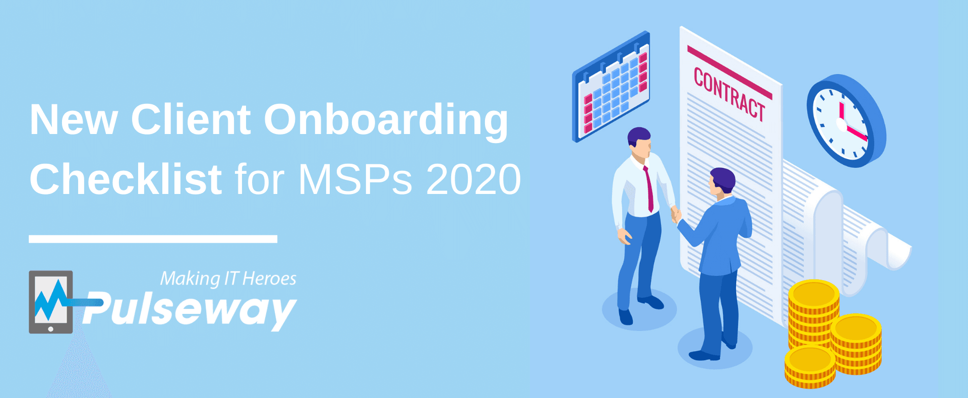 New Client Onboarding Guide for MSPs in 2020