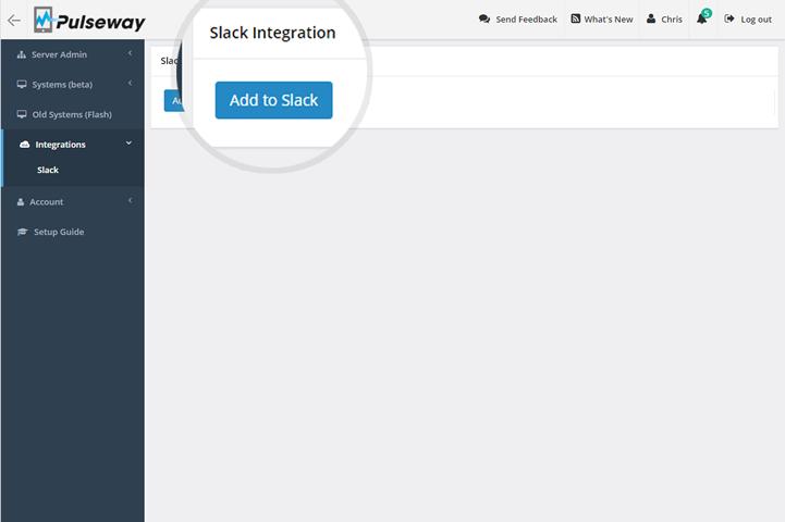 Slack Integration | Pulseway