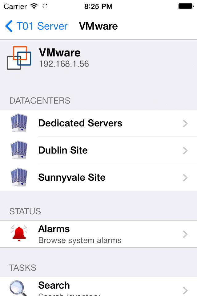 VMWare vSphere Monitoring   Pulseway